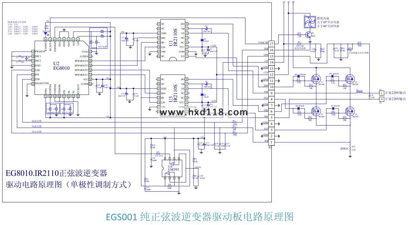逆变器驱动板抄板-深圳市汇芯达科技